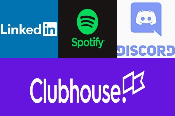Linkedln, Spotify y Discord: otros que imitan a Clubhouse