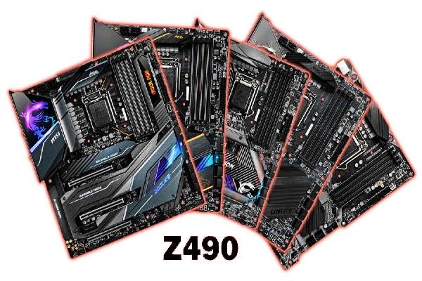 Placa base Intel z490