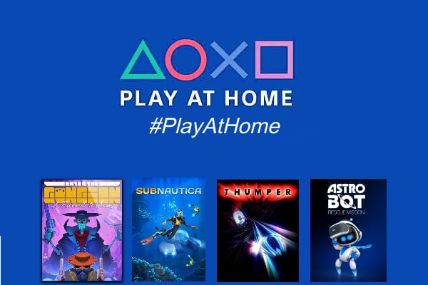PlayStation Play at Home: qué es y qué ofrece