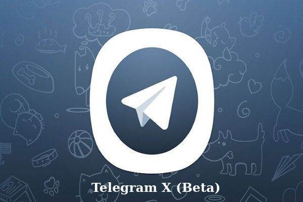 Telegram X versión beta