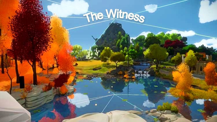 PlayStation The Witness