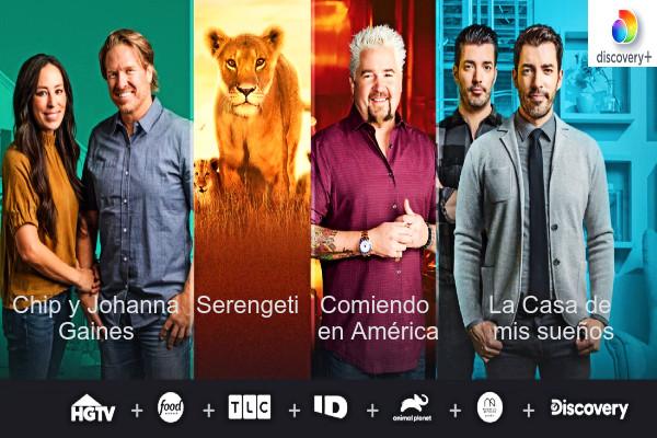 Discovery+ llegará a España