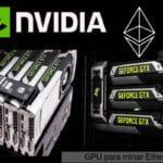 GPU para minar Ethereum