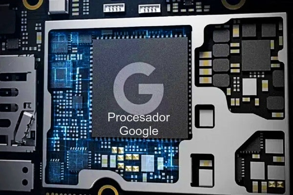Procesador GS101 de Google