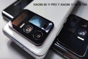 Xiaomi Mi 11 Pro y Mi 11 Ultra