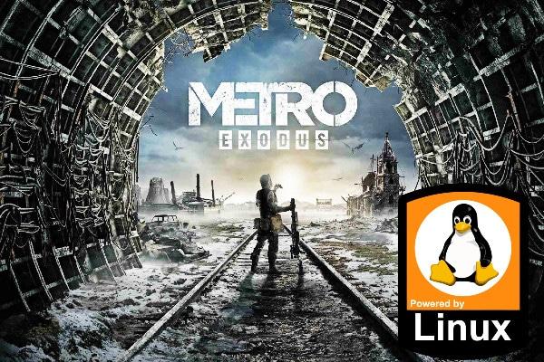 Metro Exodus llega a Linux