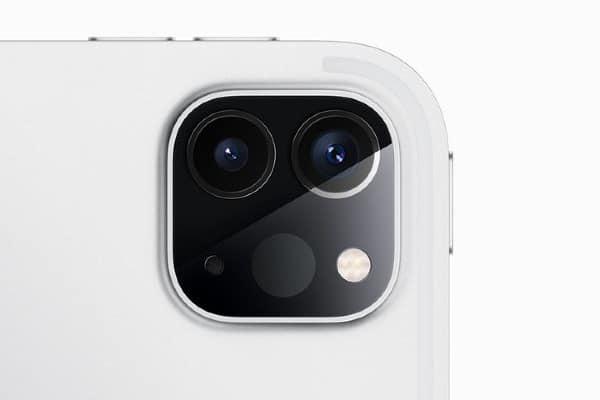 cámara de iPad Pro 2021