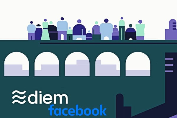 Diem stablecoin de facebook