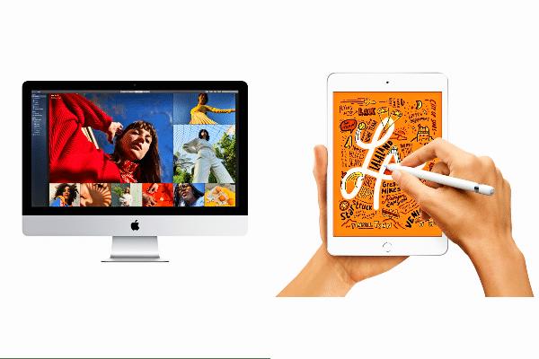 ipad mini e iMac