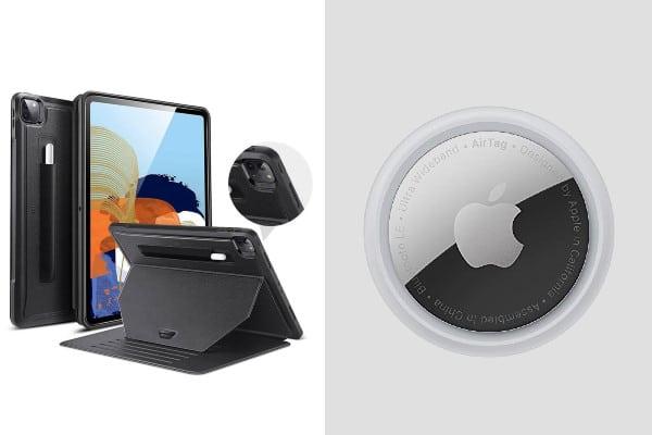 iPad Pro 2021 y Airtag