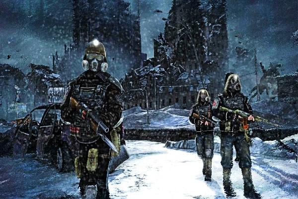 Metro Exodus Invierno