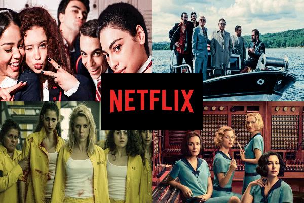 Series españolas de Netflix